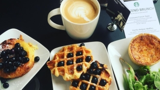 Starbucks Is Stepping Into The Brunch Game And People Have Opinions