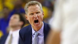 Steve Kerr Feels Americans Should Be 'Disgusted' By The Shooting Of Terence Crutcher