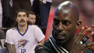 Steven Adams Got Kevin Garnett To Stop Talking Trash By Pretending He Can't Speak English