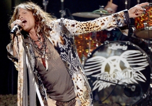 Steven Tyler Doesn't Want To Miss A Thing On The Set Of The Next 'Guardians Of The Galaxy'