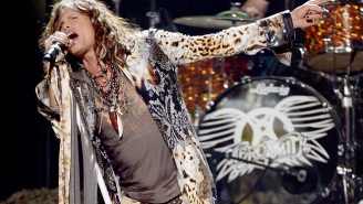 Steven Tyler Estimates He's Spent About $2 Million On Drugs In His Life