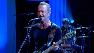Watch Sting Cover Two Tracks From David Bowie's 'Blackstar' In Moving Tribute