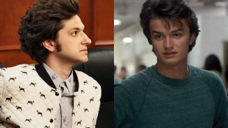 Ben Schwartz gave us the 'Stranger Things'/'Parks and Rec' crossover we've been waiting for