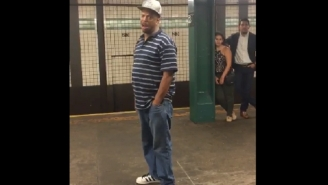 This Subway Performer Is A Golden-Voiced Surprise For Your Daily Commute