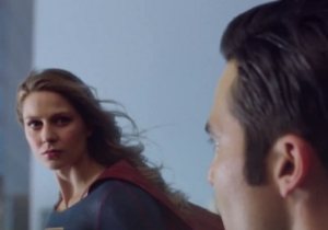 Superman Is Super Serious In The First 'Supergirl' Season 2 Trailer