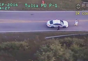 The Tulsa Cop Who Shot Terence Crutcher Has Been Charged With First-Degree Manslaughter