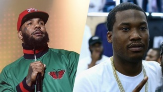 The Game Responds To Meek Mill's Diss Track As Only He Could – With An Instagram Post