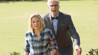 Review: Is 'The Good Place' a heavenly new comedy for Kristen Bell & Ted Danson?