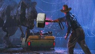 'Thor: Ragnarok' Adds A 'Jurassic Park' Fave To Its Cast (No, Not A Dinosaur)