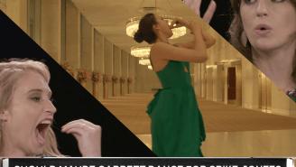 Should Maude Garrett dance for Spike Jonze?