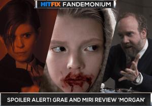 Morgan Spoiler Review