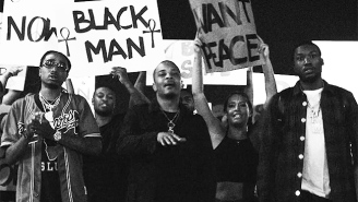 T.I. Delivers Another Political Message With His 'Black Man' Video Featuring Meek Mill And Quavo