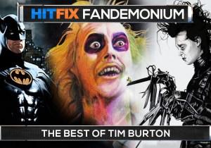 What is Tim Burton's best film?