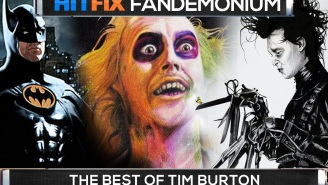 What is Tim Burton's best film?