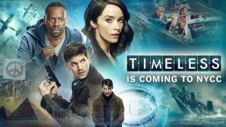 Exclusive: 'Timeless' will get an episode screening, panel at New York Comic Con
