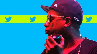 Talib Kweli Opens Up About His 'Art Project' Of Answering Anonymous Twitter Trolls