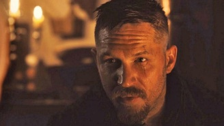 Tom Hardy Is Going Mad And Doing Foolish Things In A New Teaser For 'Taboo'