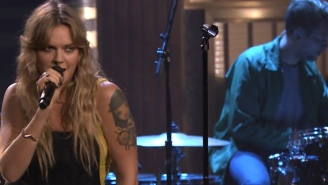 Tove Lo Takes Her Sultry 'Cool Girl' To 'The Tonight Show'