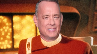 Tom Hanks Once Snuck Onto The Set Of 'Star Trek II: The Wrath Of Khan' While Filming 'Bosom Buddies'