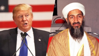Donald Trump Reportedly Claims He Would Have Stopped Osama Bin Laden Before The 9/11 Terror Attacks