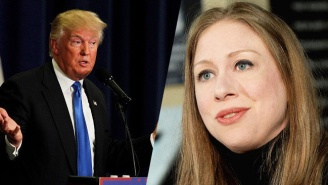 Chelsea Clinton Isn't Impressed That Trump Didn't Bring Up Her Father's Cheating In Monday's Debate