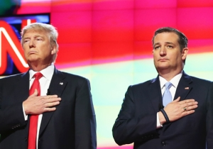 Ted Cruz Caved In And Endorsed His Greatest Rival, Donald Trump