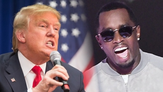 MSNBC's Ari Melber Makes A Spot-On Comparison Between Donald Trump And Puff Daddy