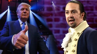 Lin-Manuel Miranda's New Musical Is Composed Of Nothing But Donald Trump Tweets