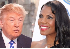Omarosa Has Joined Trump's White House Team In A Role That Will Focus On 'Public Engagement'