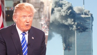 Donald Trump Couldn't Help Being Donald Trump Following The 9/11 Attacks