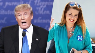 Trump Has Already Doubled Down On Former Miss Universe: 'She Gained A Massive Amount Of Weight'