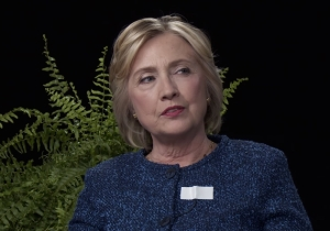 Hillary Clinton's 'Between Two Ferns' Episode Was Watched By 30 Million People In 24 Hours