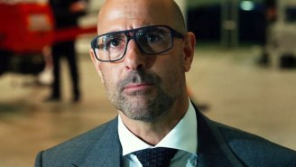 'Transformers: The Last Knight' Will See Stanley Tucci Reprise The Role Of Joshua Joyce