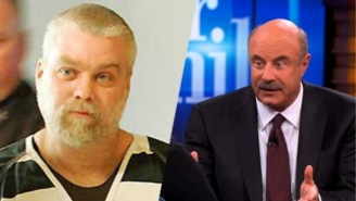 Dr. Phil Can't Be Bothered To Wait For Another 'Making A Murderer' Season, Interviews Steven Avery