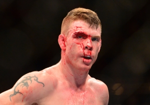This Cut From UFC Fight Night Might Be The Most Disgusting In MMA History