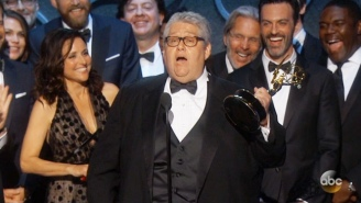 'Veep' Won Its Second Comedy Series Emmy In A Row Despite Losing Its Creator