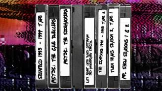 Confessions Of A Pre-Peak TV Videotape Hoarder