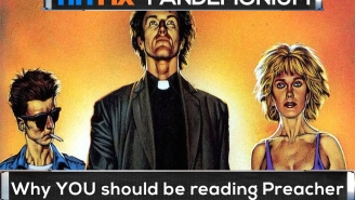 Why you should be reading 'Preacher'