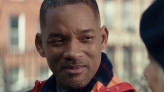 Will Smith's 'Suicide Squad' Follow-Up 'Collateral Beauty' Looks Like 'It's A Wonderful Life 2'