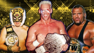 Bygone Belts: Exploring The Obscure Wrestling Championships You'll Be Surprised Existed