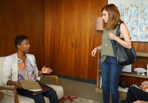 Review: On 'You're the Worst,' Gretchen asks Samira Wiley to 'Fix Me, Dummy'