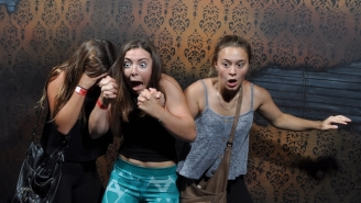 Let's Laugh At This Year's Best Reactions To The 'Scariest Haunted House In The World'