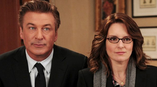 Tina Fey Turned Her '30 Rock' Spin-Off About Jack Donaghy Into Something Even Better