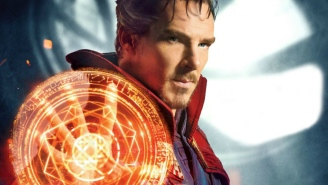 'Doctor Strange,' a rare fall release from Marvel, is looking at a big opening weekend