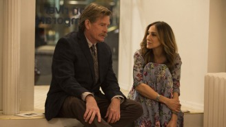 Sarah Jessica Parker Returns To HBO With The Darkly Funny 'Divorce'