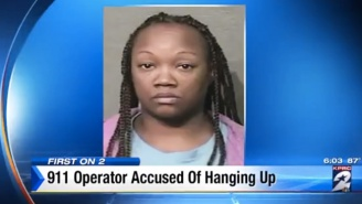 A 911 Dispatcher Is Accused Of Hanging Up On Emergency Calls, Stating: 'Ain't Nobody Got Time For This'