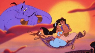 You won't believe who's directing Disney's live-action 'Aladdin' prequel