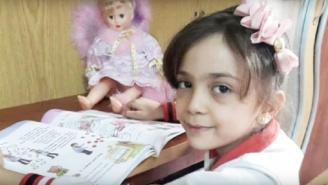 A 7-Year-Old Girl In Aleppo Live-Tweets The Harrowing Experience Of Syrian Residents