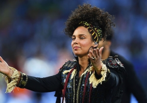 Alicia Keys Shows Love To Her 'Blended Family' On Her New Song With A$AP Rocky