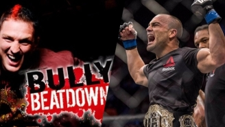 Fondly Remembering The Time UFC Lightweight Champion Eddie Alvarez Appeared on MTV's 'Bully Beatdown'